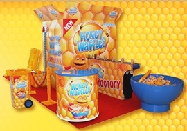 Honey Waffles Factory Large