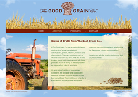 The Good Grain Co. - News Large